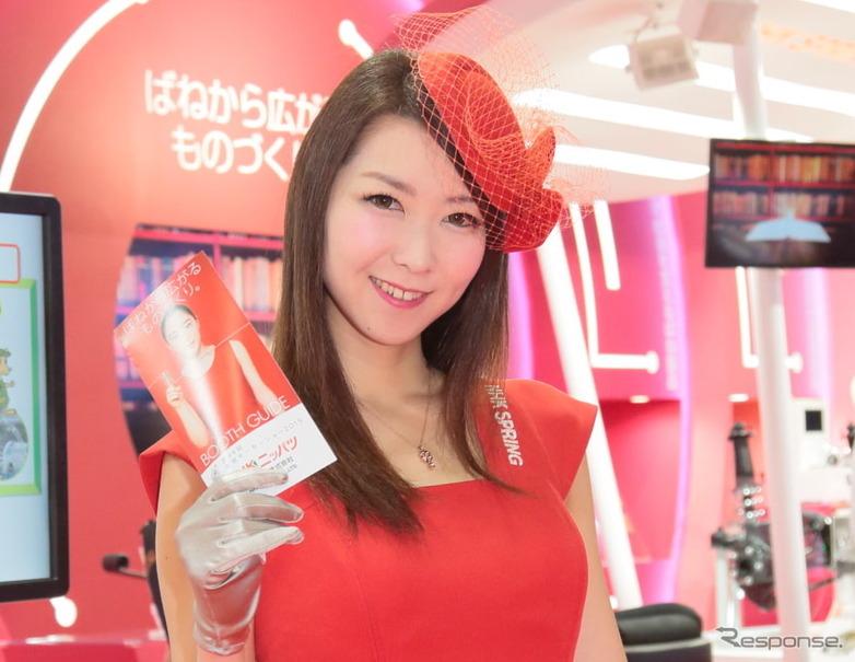 NHKニッパツブースより(東京モーターショー15)