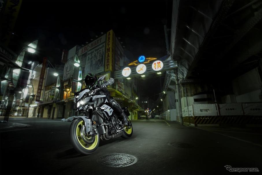 ヤマハ MT-10