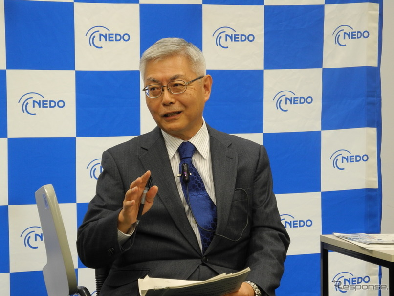 NEDOの古川一夫理事長