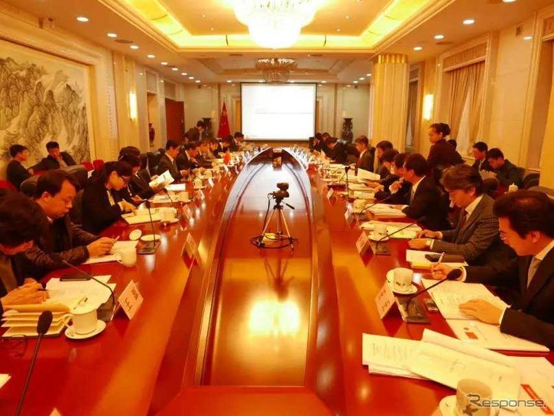 国交省、中国と道路に関する技術...
