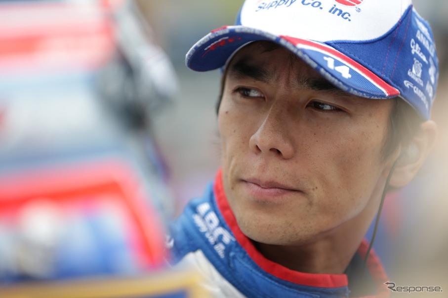 佐藤琢磨は2016年もA.J.フォイト陣営でインディを戦う。