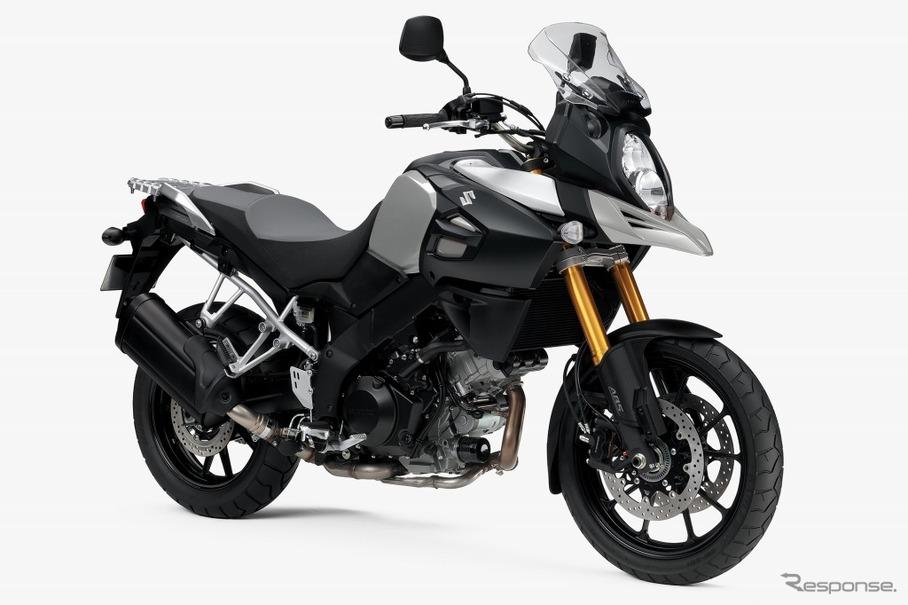 スズキ V-ストローム1000 ABS