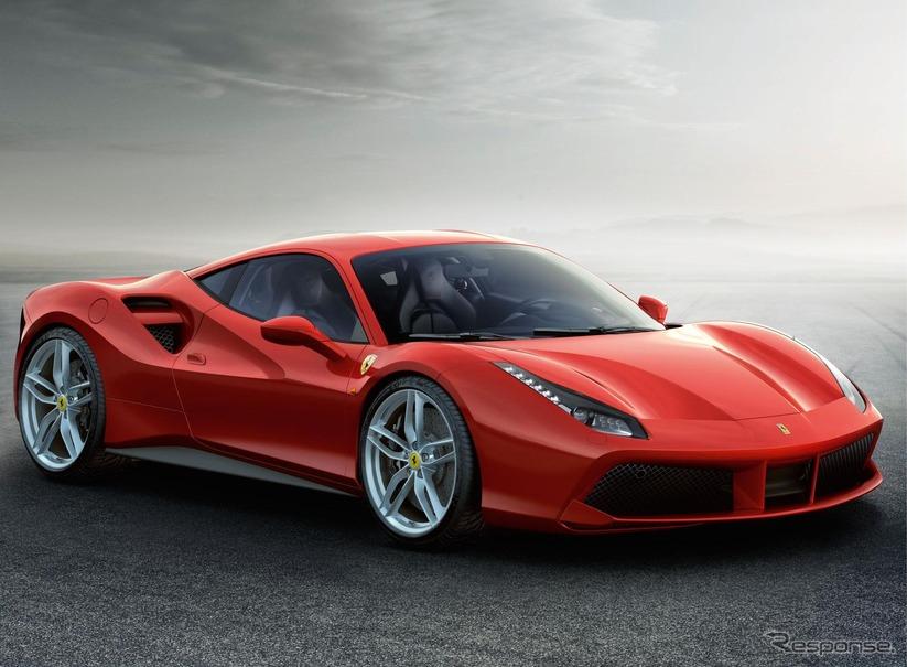フェラーリ 488 gtb 米国でリコール 販売を一時停止 レスポンス