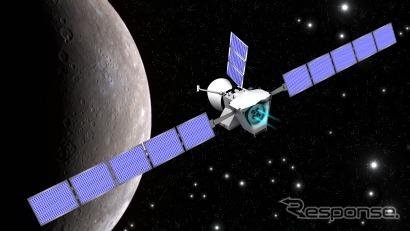 イタリア宇宙機関ASI、水星探査ベピ・コロンボ計画でNASAと協力 1枚目の写真・画像