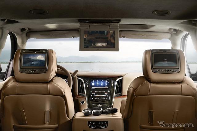 【画像あり】キャデラック、高級大型SUVを日本で発売決定 全長5698×全幅2044×全高1880mm