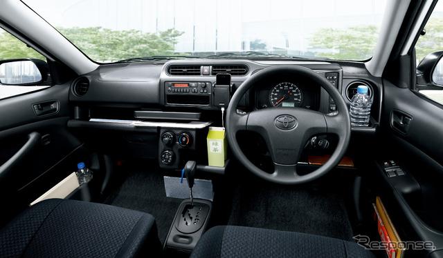 トヨタ・プロボックスの画像 p1_12