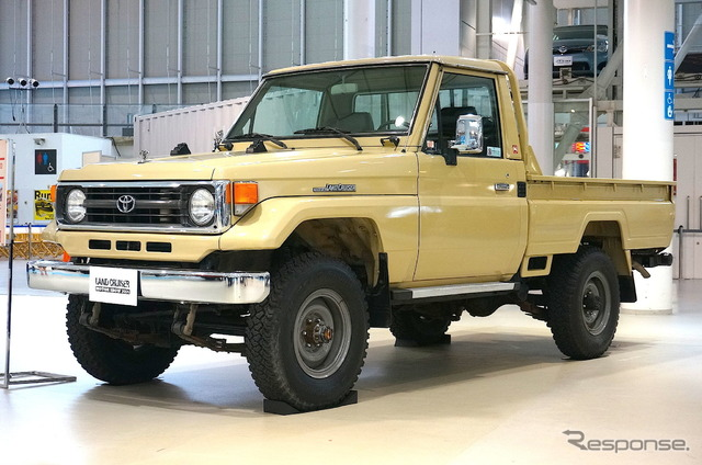 Land Cruiser Motor Show in Tokyo celebrates Japanese re-release of 70-Series - 740644