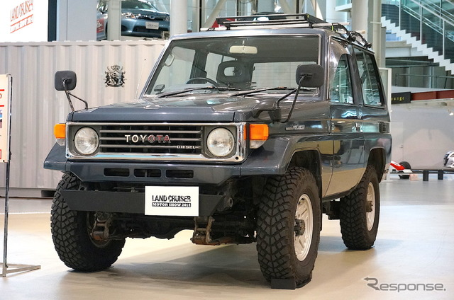 Land Cruiser Motor Show in Tokyo celebrates Japanese re-release of 70-Series - 740645