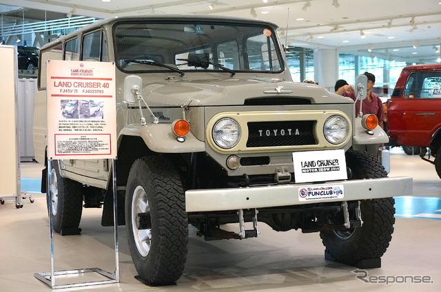 Land Cruiser Motor Show in Tokyo celebrates Japanese re-release of 70-Series - 740646