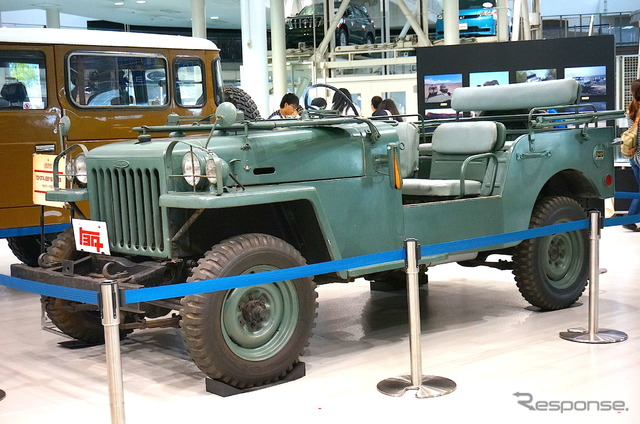 Land Cruiser Motor Show in Tokyo celebrates Japanese re-release of 70-Series - 740650