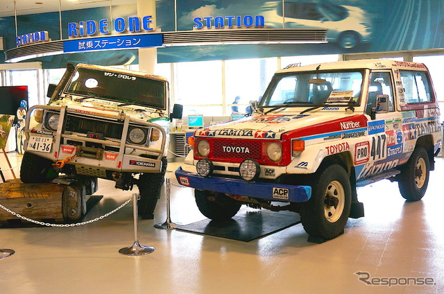 Land Cruiser Motor Show in Tokyo celebrates Japanese re-release of 70-Series - 740655