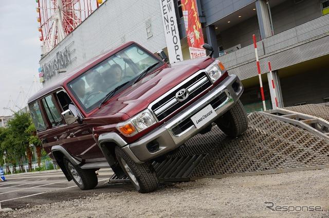 Land Cruiser Motor Show in Tokyo celebrates Japanese re-release of 70-Series - 741047