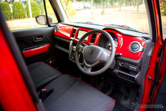スズキ・ハスラーにカーオブザイヤー受賞記念特別仕様車 これは名車の風格出てきたわ・・