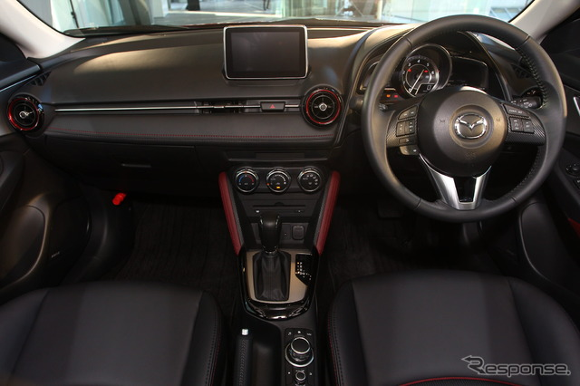 【画像】マツダ CX-3公開 230万円~ これは完全にベンツ、BMW、アウディ超えましたわ・・・