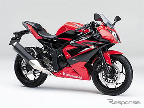 【バイク部】 カワサキ、Ninja 250SL を発売!軽いぞ!やっぱ250はシングルだよな