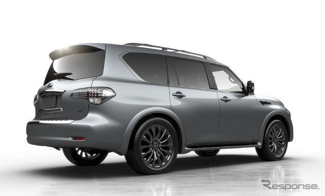 日産の最上級SUV「QX80」かっこよすぎる・・・この押し出し感ランクルには無いな