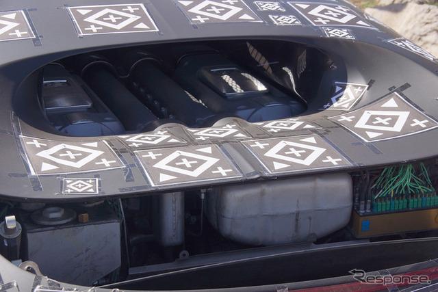 次期ヴェイロン W16気筒エンジン 1550馬力 最高速度450km/h キチガイマシーン!!!!!