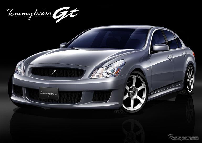【東京オートサロン07】スカイライン/Tommykaira GT…オートバックス カスタム