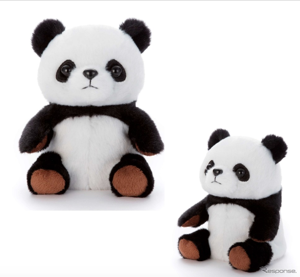ミミクリーペットパンダ