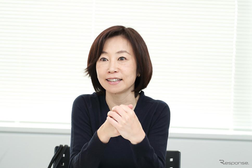 自動車ジャーナリスト 飯田裕子氏