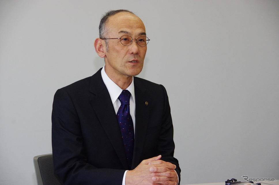 ヤマハ発動機 日高祥博 新社長