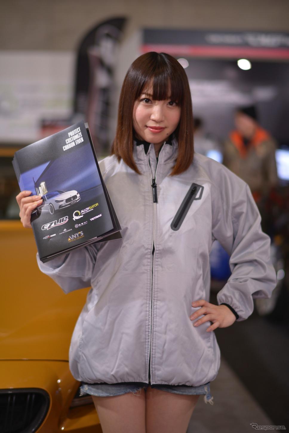 ANY Sコンパニオン(東京オートサロン2018)