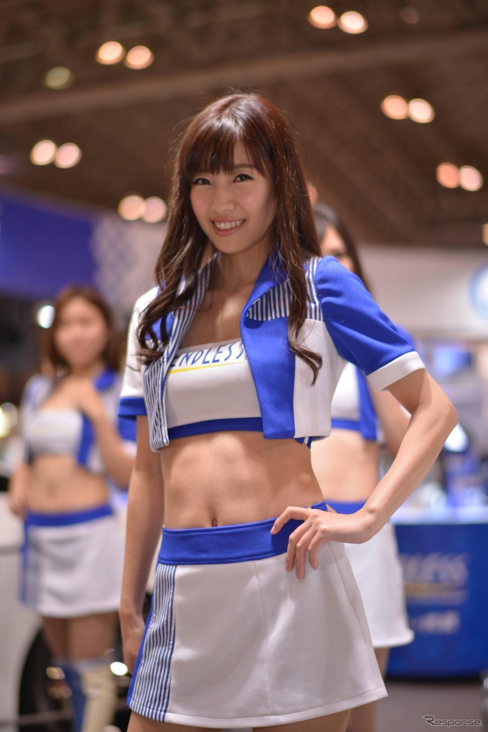 ENDLESSコンパニオン(東京オートサロン2018)
