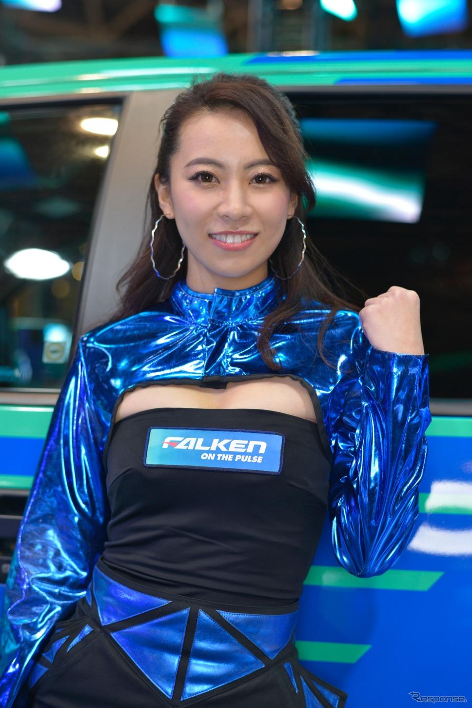 ファルケンコンパニオン(東京オートサロン2018)