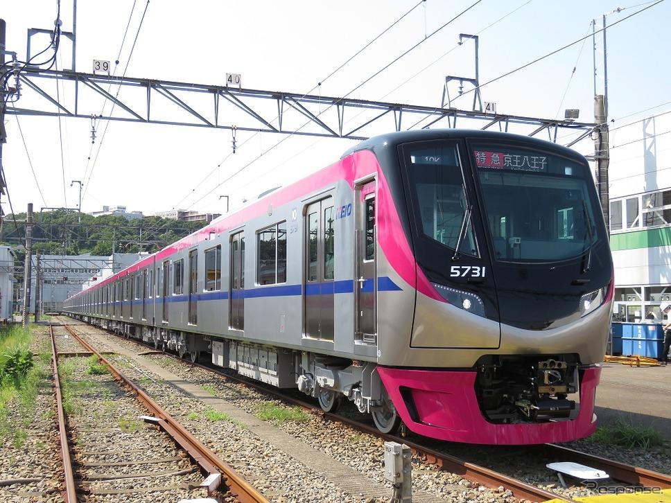 京王電鉄5000系