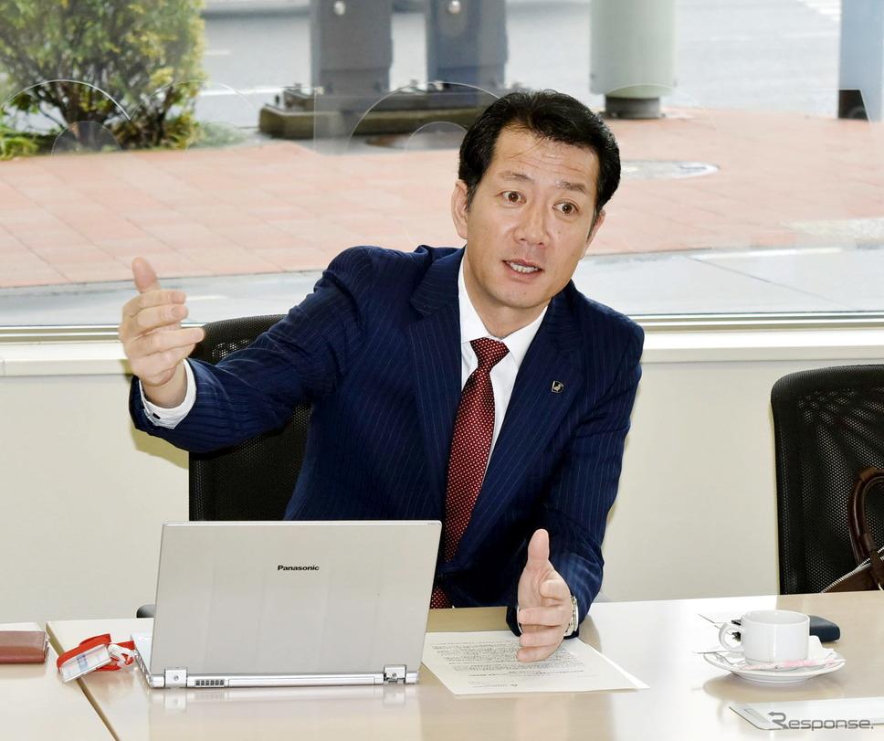 ダックス株式会社 代表取締役 本田章郎社長