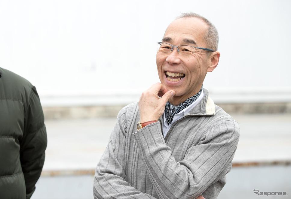 日本EVクラブの副会長も務めるモータージャーナリストの御堀直嗣氏