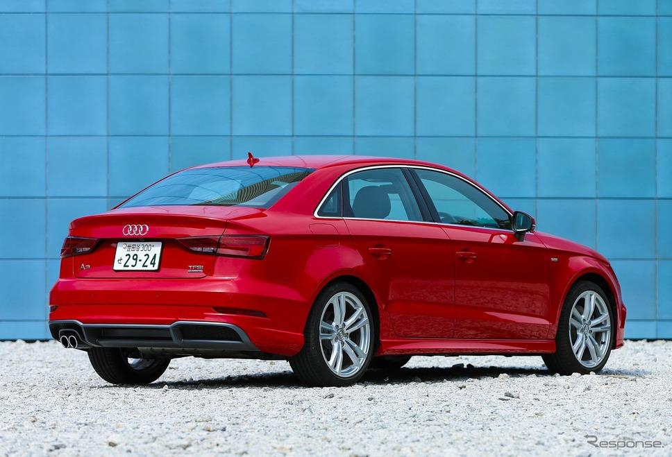 Audi A3 Sedan 2.0 TFSI quattro sport