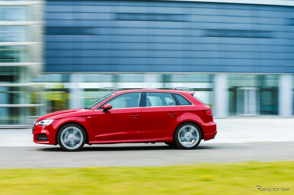 Audi A3 Sportback 1.4 TFSI sport