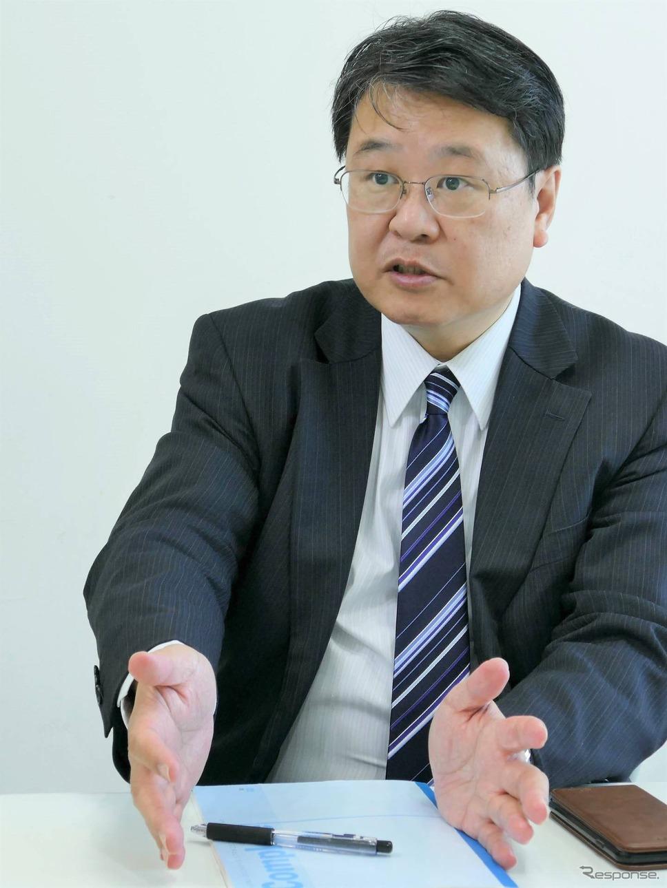 株式会社ネットスターズ 執行役員の大竹口隆氏
