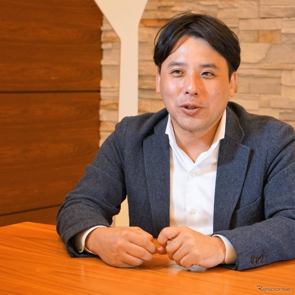 同社執行役員 経営戦略・人事・広報 カスタマーサクセス担当の北島昇氏