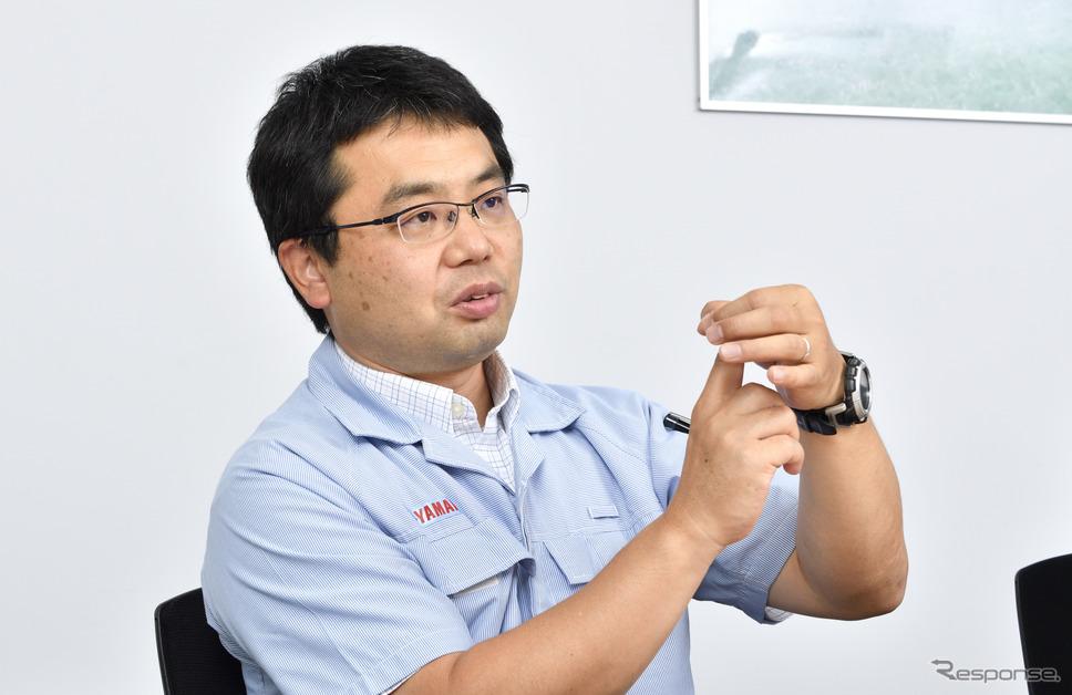 ヤマハ ナイケン(NIKEN)プロジェクトリーダー鈴木貴博氏