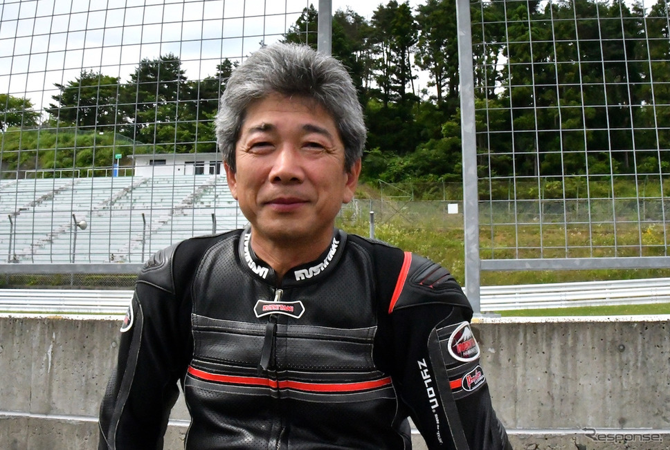 06年式のPLを担当した島本誠さん