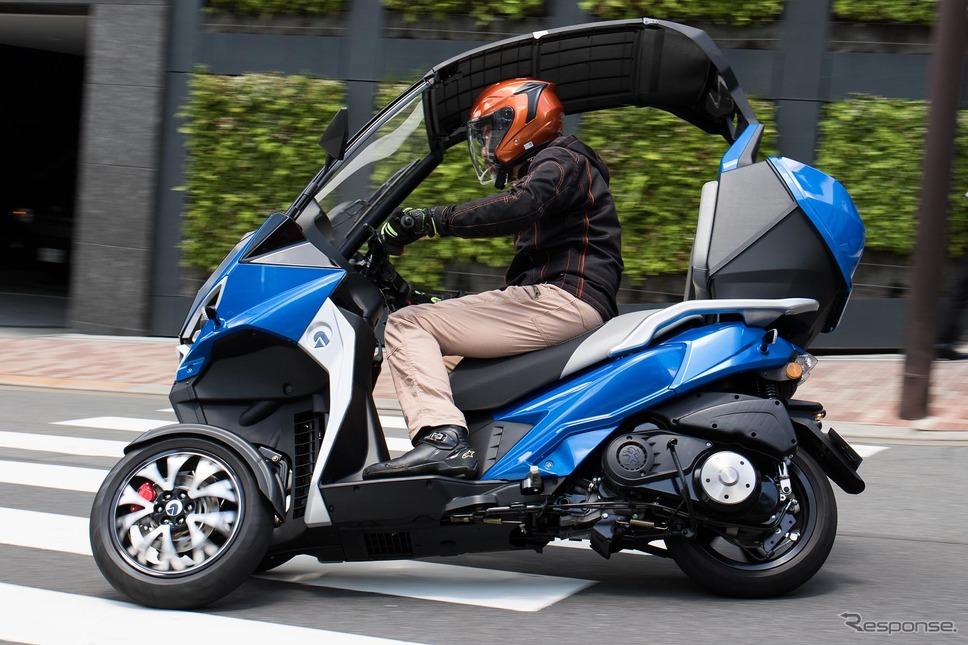ヤマハ 三輪車