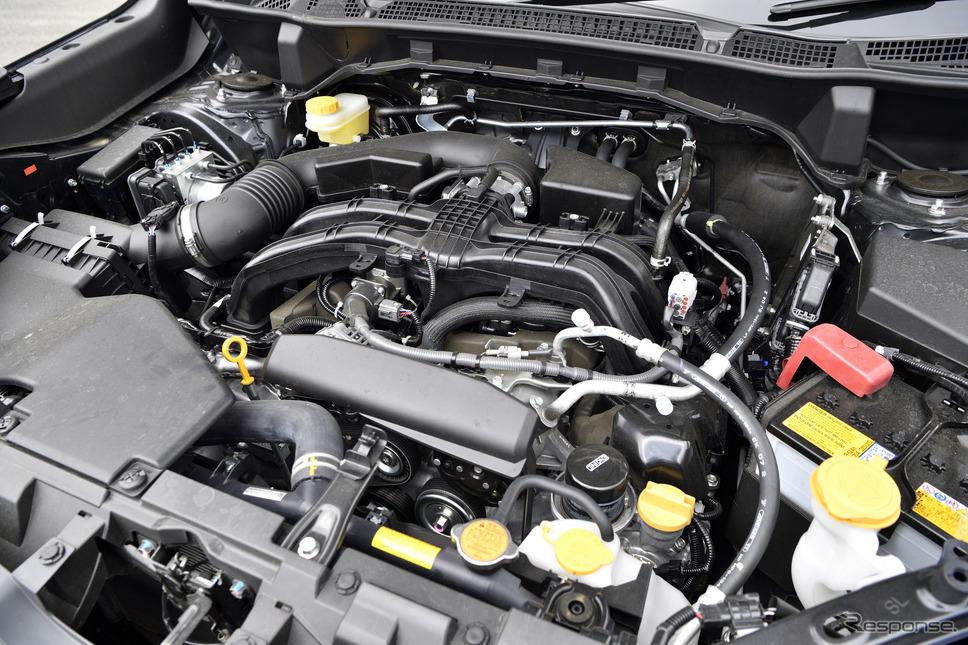 2.5リットルエンジン