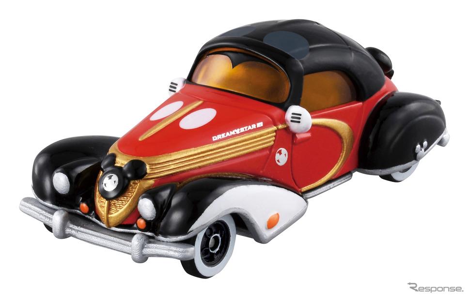 ディズニーモータースDM-10ドリームスターIIIミッキーマウス