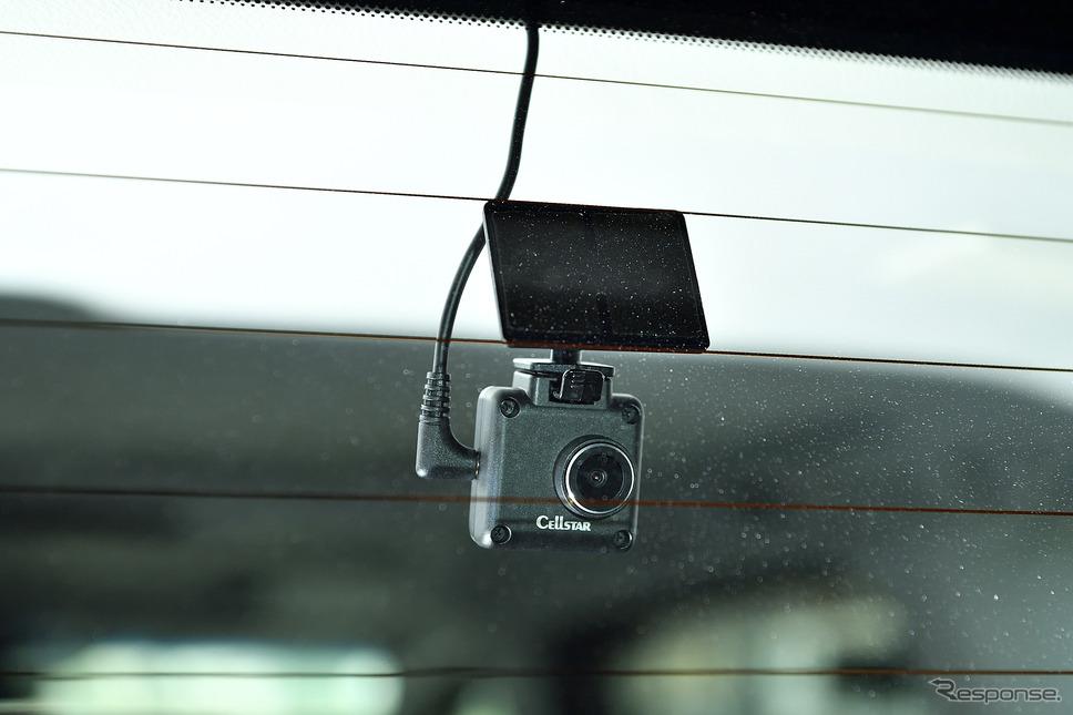 リア用カメラは100万画素だが、白とびや黒つぶれを抑えるHDRが搭載されていてかなりの高画質で録画されている