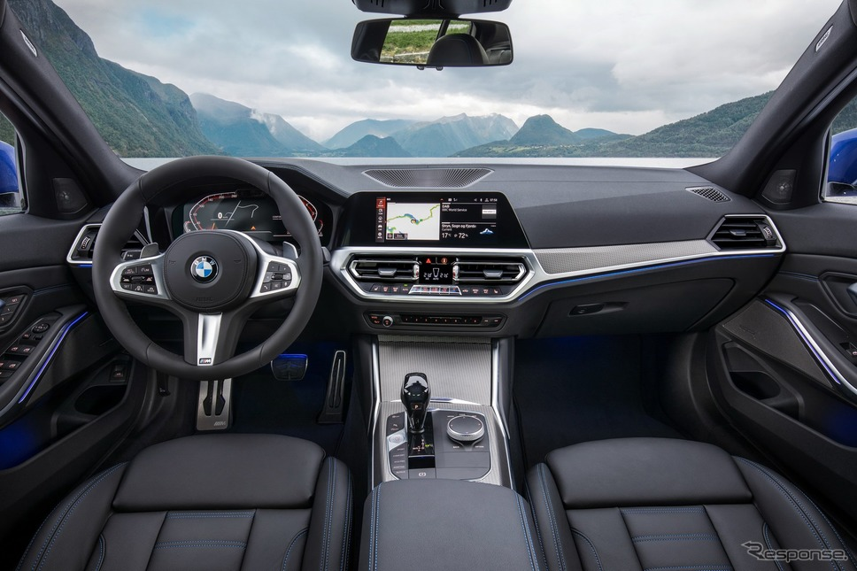 BMW 3シリーズ セダン 新型