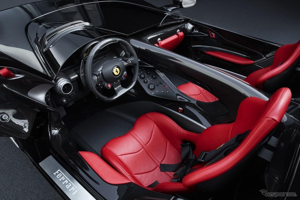 フェラーリ・モンツァ SP2