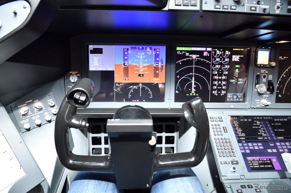 787シミュレーター