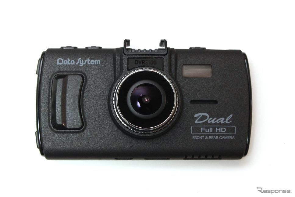フロントカメラは高画質で薄型設計となっている