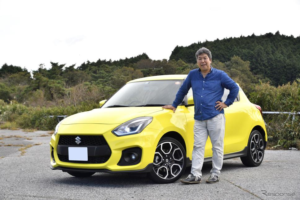 アイシン精機「Rigid Ride」のレビューをしたモータージャーナリスト斎藤聡氏