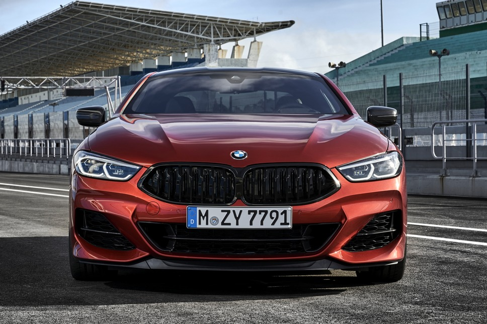BMW 新型8シリーズ クーペ(BMW 8 series Coupe)