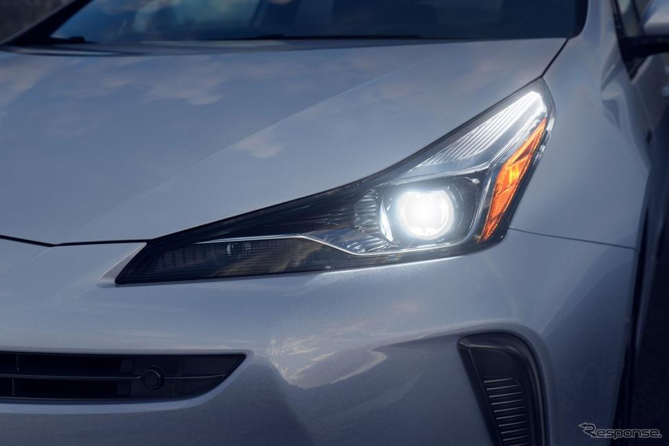 トヨタ・プリウス の2019年モデル