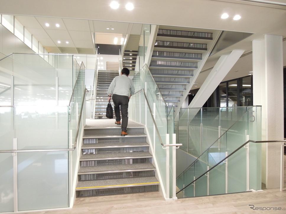 新R&Dオフィスビル