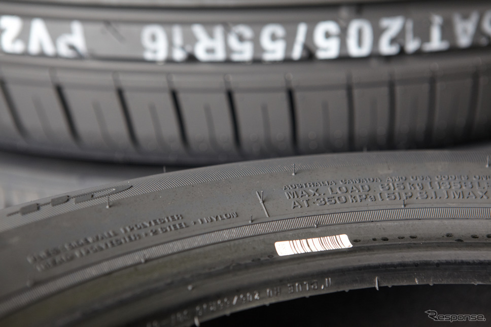 【PR】良いタイヤとは何か…そしてネクセンタイヤとは何者なのか!? 製品管理用バーコード